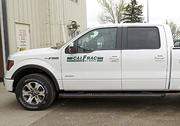 CalFrac pick Up Decals Package